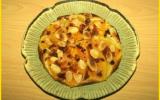 Tartelettes fines au melon et pain d'épices