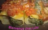 Cannéllonis bœuf- épinards