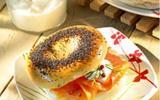 Bagels aux oignons et graines de pavot