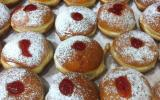 Soufganioth ou beignets de Hanouka