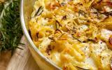 Gratin façon dauphinois aux légumes au fromage à la crème Elle & Vire