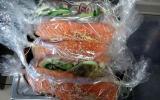 Papilotte de saumon aux Saveurs d'Orient
