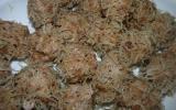 Boulettes de porc à la citronnelle