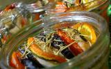 Confit nîmois ou tian provençal aux deux agrumes...