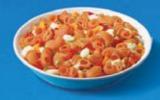 La recette rouge des Mini Pipe Rigate Piccolini