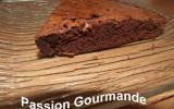Gâteau au chocolat façon brownie