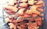 Biscuits alsaciens aux amandes  ou schwowebredele