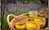 Crème Brûlée aux senteurs de Lavande des Alpes-de-Haute-Provence.