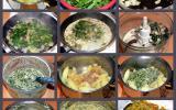 Purée de pommes de terre aux fanes de radis