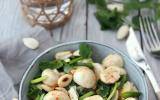 Osez la salade de champignons