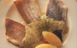 Panaché de poisson à la vapeur, sauce à l'aneth