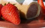Nems de fraises Label rouge à la menthe