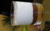 Mousse au chocolat blanc généreuse
