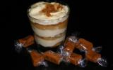 Tiramisu spéculoos au caramel beurre salé