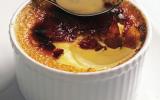 Crème brûlée  facile
