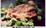 Saltimbocca de veau ou escalopes à l'italienne