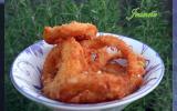 """Beignets d""""oignons façon Onions rings"""