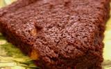 Gâteau au chocolat très rapide au micro-ondes
