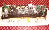 Gâteau roulé au chocolat facile