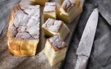 Gâteau magique vanille et citron