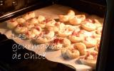 Palmiers jambon, fromage