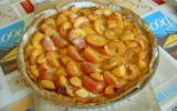 Tarte aux prunes traditionnelle