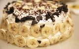 Délice banane et chocolat
