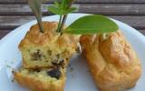 Mini-cakes aux champignons