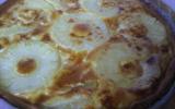 La tarte à l'ananas