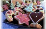 Biscuits de Noël en Pain d'Epices