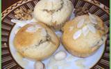Muffins au coeur de fruits secs