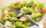 Salade composée maison