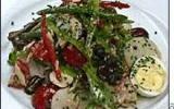 Salade niçoise de la garrigue