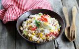 Ces 10 recettes originales à faire avec du riz