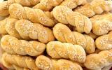 Koulourakia, petits gâteaux secs de Pâques