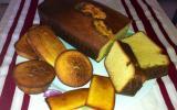 Gâteau à la farine de maïs