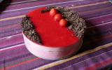 Bavarois fraises/framboises