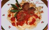 Boulettes de bœuf à la tomate