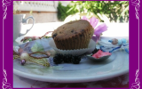 Muffins aux mures
