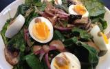 Salade d'épinard