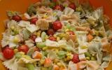 Salade de pâtes classique