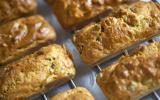 Mini cakes courgettes, jambon et Gusto Intenso Giovanni Ferrari