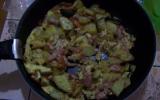 Omelette campagnarde