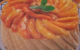 Charlotte aux pommes et au miel