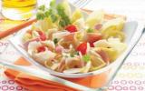 """Salade d""""endives à la déchirade de jambon"""
