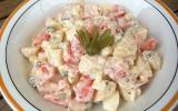 Salade piémontaise crémeuse