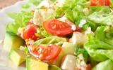 Salade au Caprice des Dieux