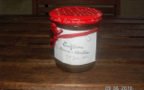 Confiture poire vanille en MAP