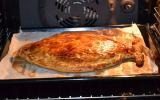 Koulibiac de saumon maison