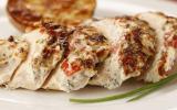 Blancs de poulet aux saveurs méditerranéennes